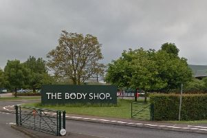 The Body Shop distribution centre in Littlehampton. Picture: Google Street View