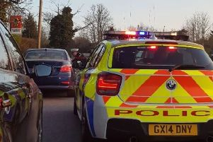 Police in Rother