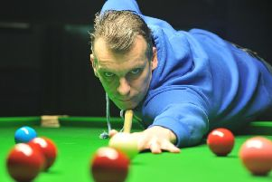 Mark Davis has been drawn against John Higgins in the Betfred World Snooker Championship