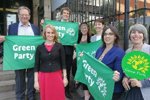 Alexandra Phillips is standing in the European elections. Picture: Hastings and Rye Green Party