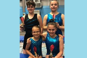 Hollington aces in medals at County Championships