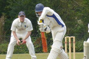 Curtis Coombes steered Battle to victory against Chiddingly with an unbeaten half-century