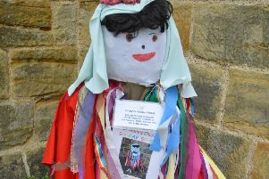 Battle Scarecrow Competition 2019.  St Mary's Sunday School SUS-190719-131756001