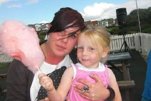 Joanne Lewendon with her daughter, Georgia, who tragically died while in foster care in Peacehaven