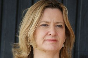 Amber Rudd. Photo by Derek Canty