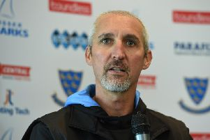 Jason Gillespie / Picture by PW Sporting Photography
