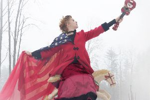 Amanda Palmer. Picture by Kahn and Selesnick
