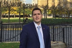 Huw Merriman MP. Picture: Getty Images