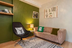Incoporating the colour green in your home