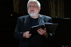 Sir Simon Russell Beale. Picture by Peter Mould