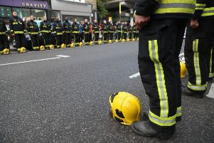 Will the attackers of Sussex firefighters be punished?