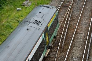 No trains running between Hurst Green and East Grinstead