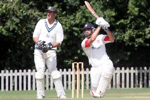 Rob Sharma produced a superb individual performance as Division Four leaders Mayfield beat Southwater. Picture courtesy Ron Hill