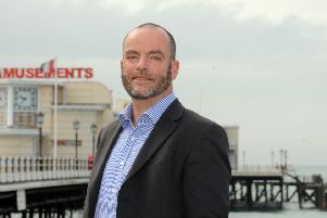 Adur and Worthing councils chief executive Alex Bailey