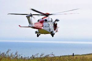 A woman's body was recovered by emergency services at Beachy Head, but has still not been recovered
