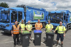 Green bin charges are set to rise in Adur and Worthing. Picture by Simon Dack/Vervate