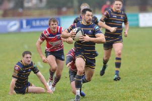 Worthing Raiders action against Juddians. Picture by Stephen Goodger