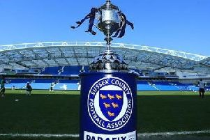 Parafix Sussex Senior Cup