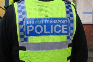 British Transport Police said the incident is not being treated as suspicious