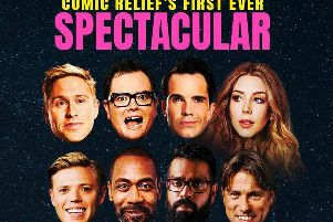 Comic Relief's First Ever Spectacular