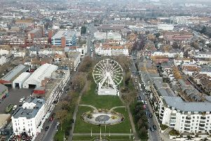 The Worthing Wheel could become a permanent fixture in the town