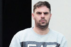 Liam Hanley denies a charge of attempted murder