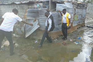 Cyclone Idai caused catastrophic damage in Mozambique