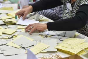 Counting votes