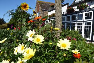 Channel View will be opening its garden for the final time