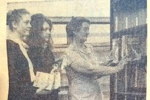 Shoreham Library opening - Shoreham Herald article June 12, 1969
