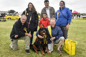 Dogs Trust Shoreham's annual fun day. Picture: Nick Ford