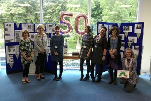 Current Shoreham Library staff