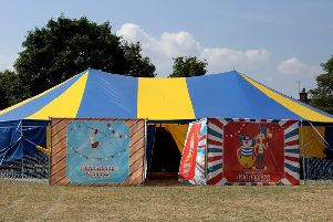 Popup Circus is coming to Worthing this Saturday ' and you can still get tickets