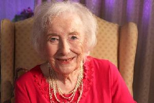 Ditchling resident and forces sweetheart Dame Vera Lynn