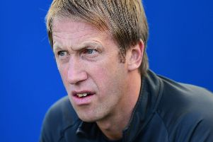 Graham Potter has five points from five Premier League matches (Getty)