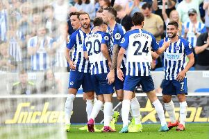 Carabao Cup / Win a pair of tickets for Brighton vs Aston Villa - last chance!