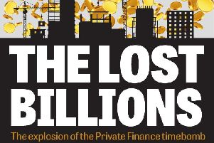 The Lost Billions: JPIMedia's investigation into PFI schemes