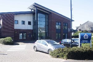 Chichester Custody Centre