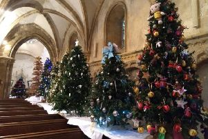 The Turning Tides Christmas Tree Festival returns to Shoreham for the fifth year
