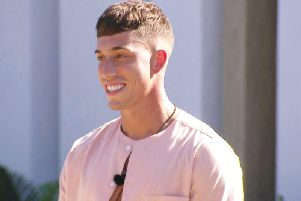 Connor Durman's first episode of Love Island. Picture: ITV