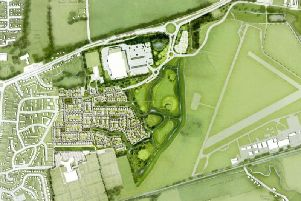 The plans for New Monks Farm