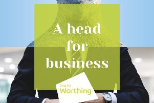 One of the Time For Worthing posters