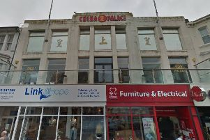 Inspectors found issues with accommodation at the upper floor of China Place in Chapel Road, Worthing. Photo: Google Image