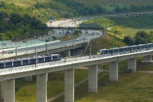 Southeastern high speed trains and the M20