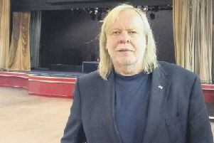 Rick Wakeman is making his return to Boston. EMN-170714-164338001