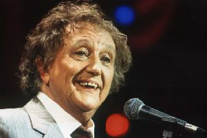 Sir Ken Dodd is bringing his Happiness Show to the Embassy Theatre in Skegness on Wednesday, August 2. ANL-170719-162403001