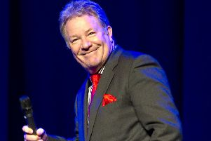 Jim Davidson is bringing his show 40 Years On to Skegness. EMN-170727-163815001