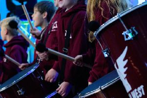 Lincolnshirer schools are gearing up for samba band world record attempt. EMN-180524-124211001