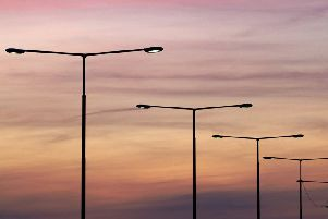 New county council policy for communities in Lincolnshire to pay to switch streetlights back on - at £300 per light