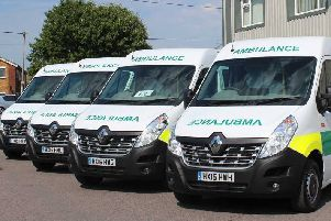 Health bosses to resist calls to terminate contract for patient hospital transport services in Lincolnshire